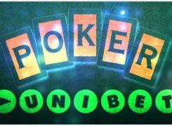 Unibet покер