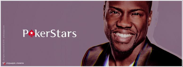 Американский актер Кевин Харт начнет совместное сотрудничество с порталом Pokerstars