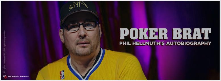 Первая книга покерного профи Филиппа Хельмута теперь в продаже