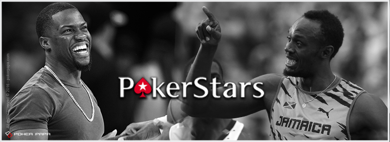 Перепалка между Усейном Болтом и Кевином Хертом – PR ход Pokerstars