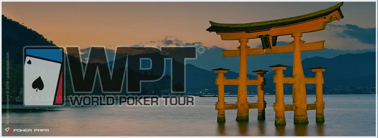 В Токио будет проходить World Poker Tour